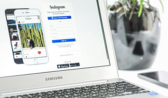 divulgar uma empresa no instagram