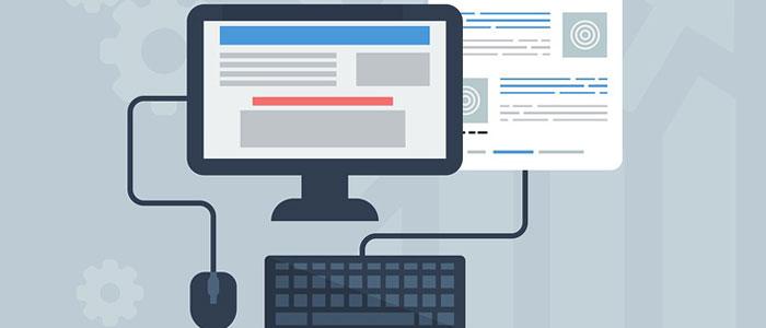 Criar site para divulgar escritório contábil