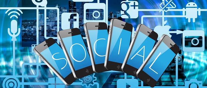 Divulgar contador nas redes sociais