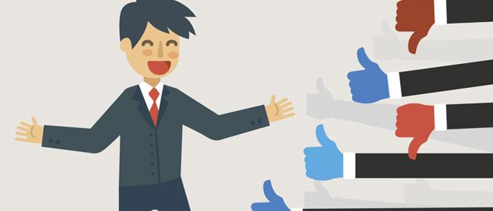 Feedback sobre trabalho como contador